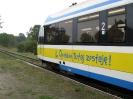 PKP - szynobus na stacji